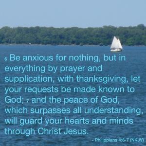 Philippians 4-6-7